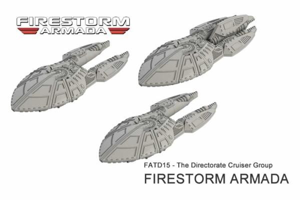 Firestorm Armada: Directorate Cruiser Group