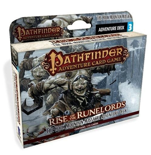 Pathfinder Adventure Card Game: Rise of the Runelords- The Hook Mountain Massacre