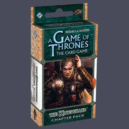 A Game of Thrones LCG: The Kingsguard (SALE)