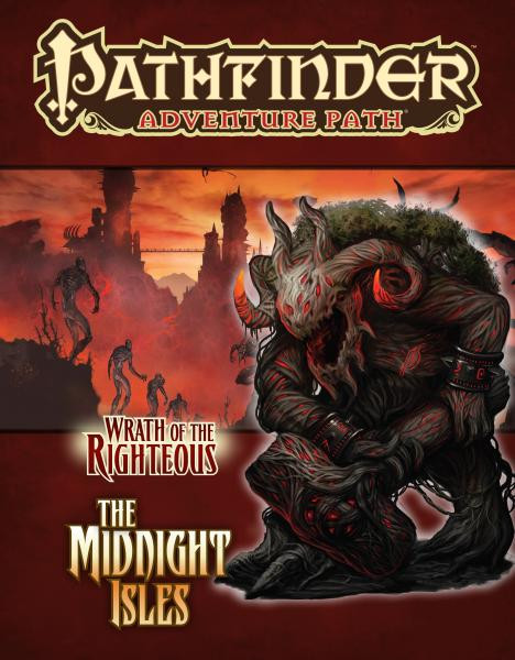 Pathfinder Adventure Path: Wrath of the Righteous: The Midnight Isles [SALE]