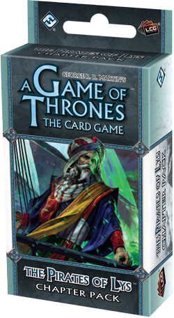 A Game of Thrones LCG: The Pirates of Lys [SALE]