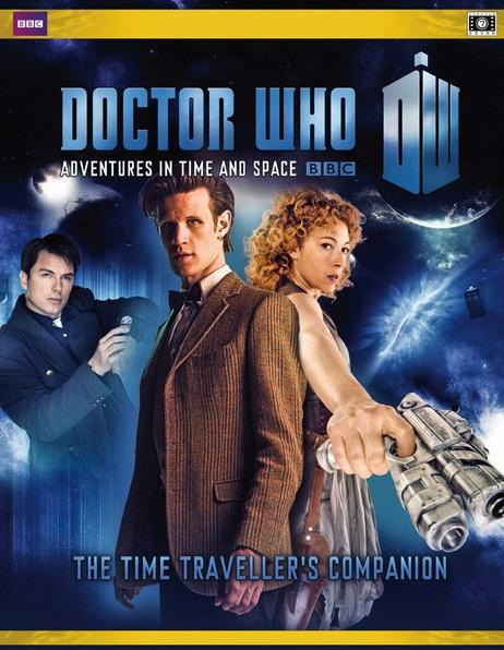 Doctor Who RPG: The Time Travellers Companion