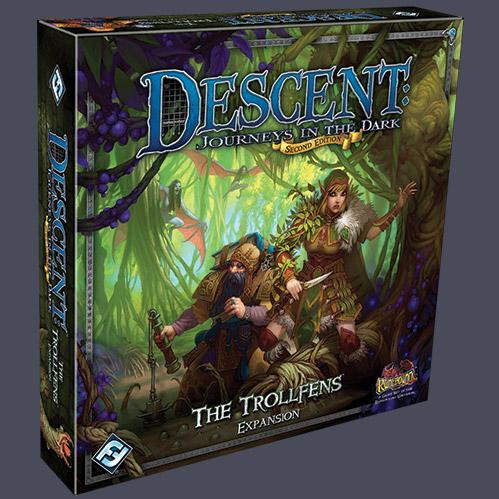 Descent: The Trollfens [SALE]