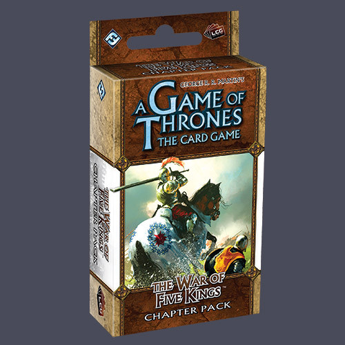 A Game of Thrones LCG: The War of Five Kings (Revised) [SALE]