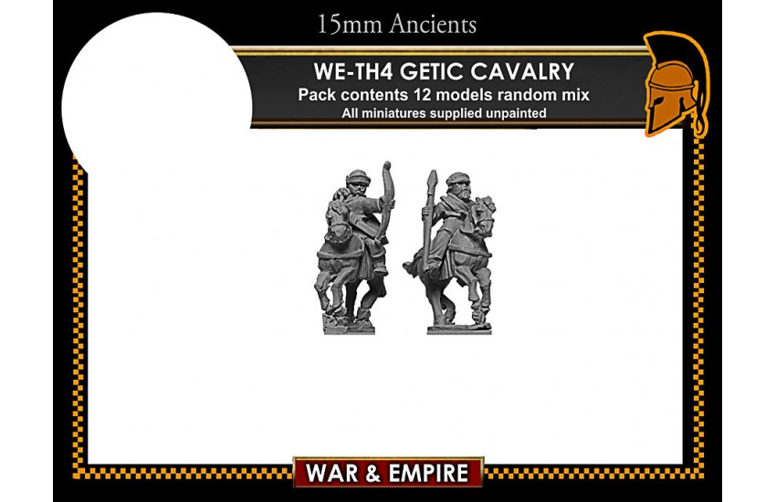 Thracians: Getic Cavalry