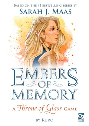 Throne of Glass: Embers of Memory