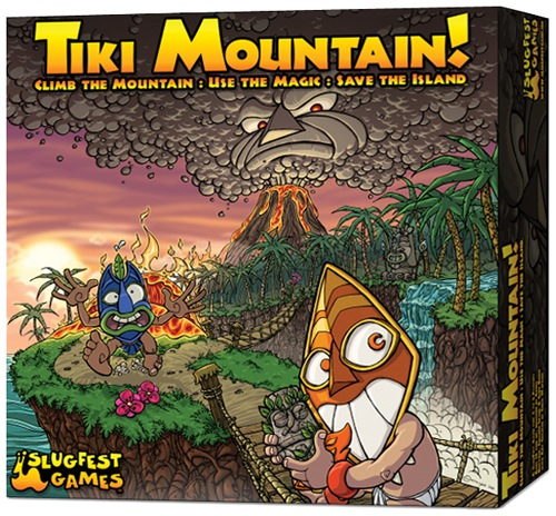 Tiki Mountain! [SALE]