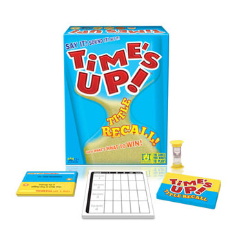 Times Up! Title Recall! [Damaged]