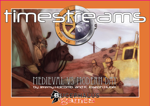 Timestreams: Deck 2 – Medieval vs. Modern Day (SALE)
