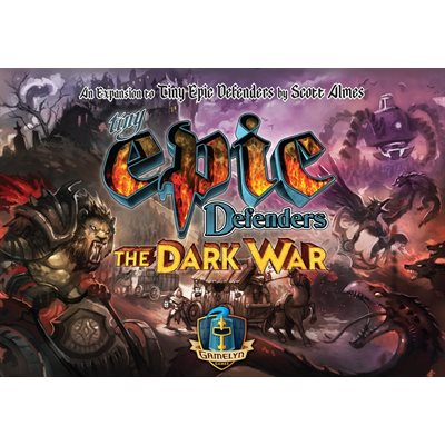 Tiny Epic Defenders (2nd Edition): Dark War