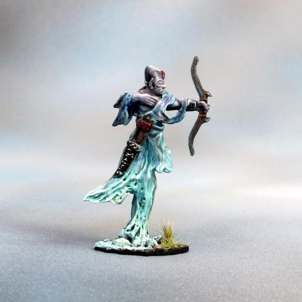 Tomb Guardians: Vampire Grave Spirit A - Cyran the Nightmare