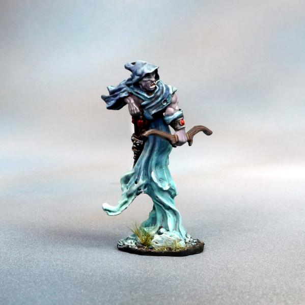 Tomb Guardians: Vampire Grave Spirit B - Yerow the Hollowed