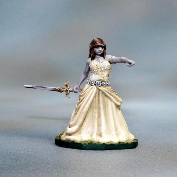Tomb Guardians: Vampire Queen Valreth