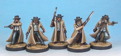 Tombstone: Outlaw Posse