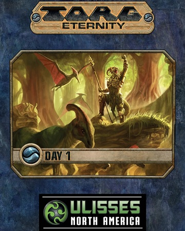 Torg Eternity: Day One