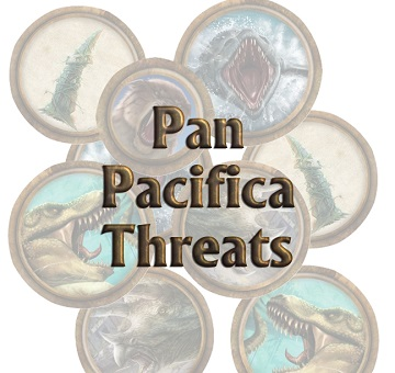 Torg Eternity: Pan Pacifica Threats