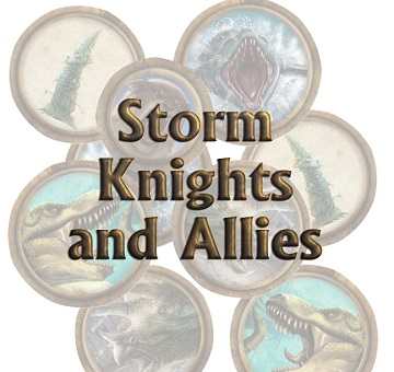 Torg Eternity: Storm Knights and Allies