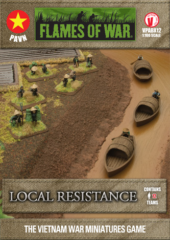 Tour of Duty: PAVN: Local Resistance