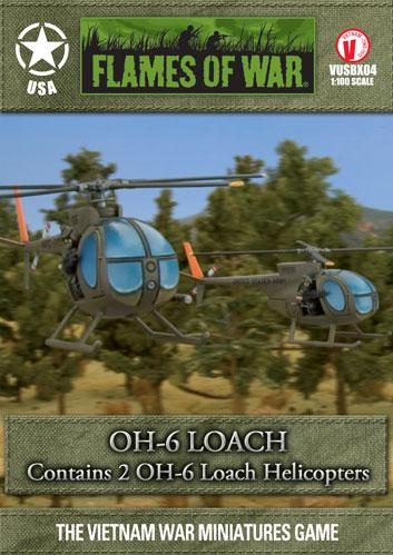 Tour of Duty: USA: OH-6 Loach