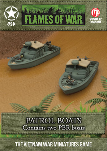 Tour of Duty: USA: Patrol Boats