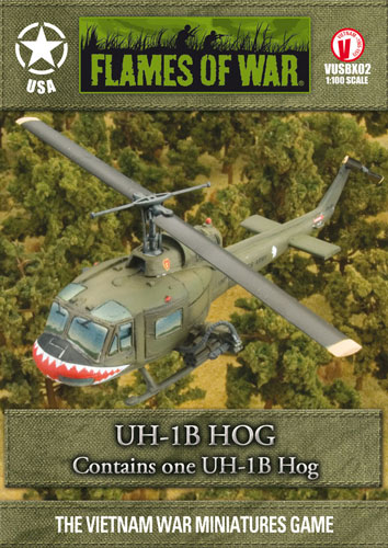 Tour of Duty: USA: UH-1B Hog
