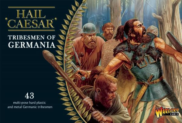 Hail Caesar: Tribesmen of Germania