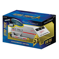 Trivial Pursuit: Star Trek 50th Anniversary