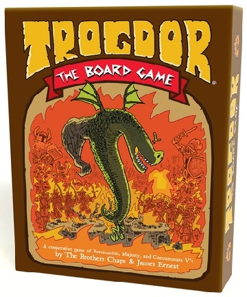 Trogdor: The Board Game [Damaged]