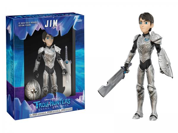 "Trollhunters: Jim (9"" Action Figure)"