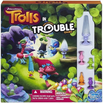 Trouble: Trolls 2 - World Tour