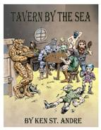 Tunnels & Trolls: Tavern By The Sea (Solitaire Adventure)