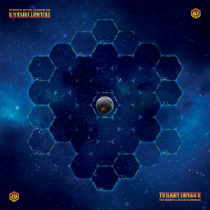 Twilight Imperium 4th Edition: Gamemat
