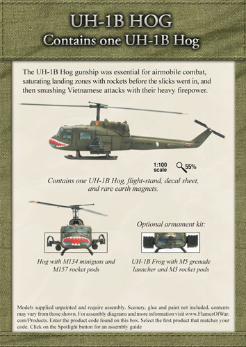 Tour of Duty: USA: UH-1D Slick