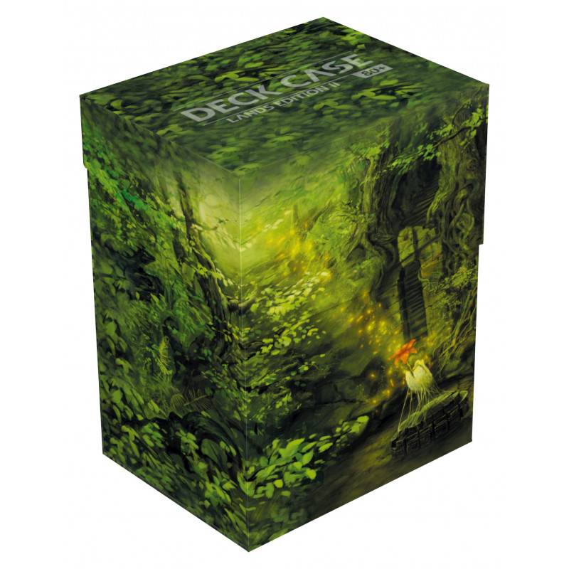 Ultimate Guard: Deck Box 100: Lands II- Forest