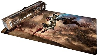 Ultimate Guard: Playmat: Court of the Dead - Dead Valkyrie I