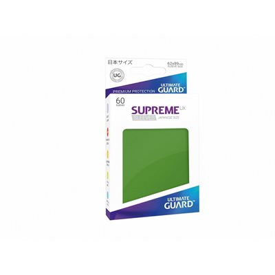 Ultimate Guard: Supreme UX Japanese: Green