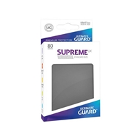 Ultimate Guard: Supreme UX Standard: Dark Grey