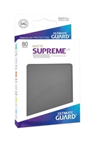 Ultimate Guard: Supreme UX Standard Matte: Dark Grey