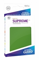 Ultimate Guard: Supreme UX Standard Matte: Green