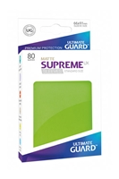 Ultimate Guard: Supreme UX Standard Matte: Light Green