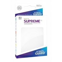 Ultimate Guard: Supreme UX Standard Matte: White