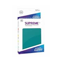 Ultimate Guard: Supreme UX Standard: Petrol Blue