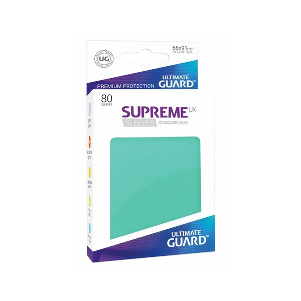 Ultimate Guard: Supreme UX Standard: Turquoise