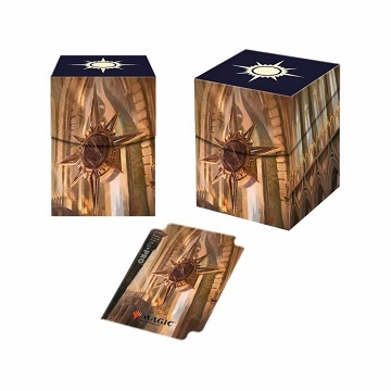 Ultra Pro 100+ Deck Box: Magic The Gathering- Guilds of Ravnica- Orzhov Syndicate