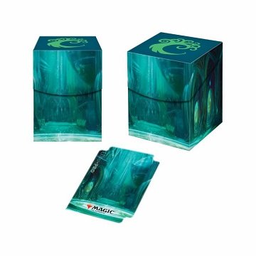 Ultra Pro 100+ Deck Box: Magic The Gathering- Guilds of Ravnica- Simic Combine