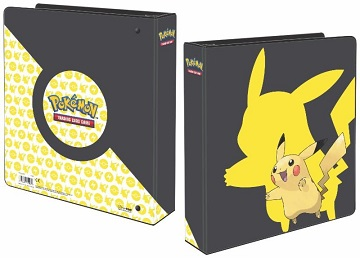 Ultra Pro 2 inch Binder: Pokemon Pikachu 2019