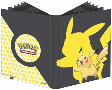 Ultra Pro Binder Pro: Pokemon Pikachu 2019 9-Pocket