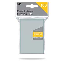 Ultra Pro: Board Game Sleeves Lite - American Standard