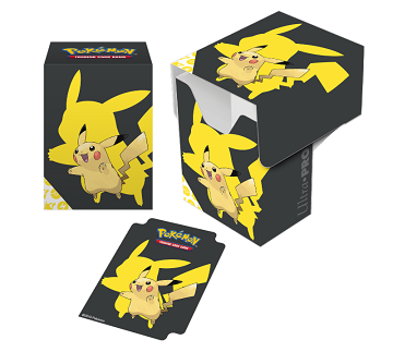 Ultra Pro D-Box Deck Box: Pokemon Pikachu 2019