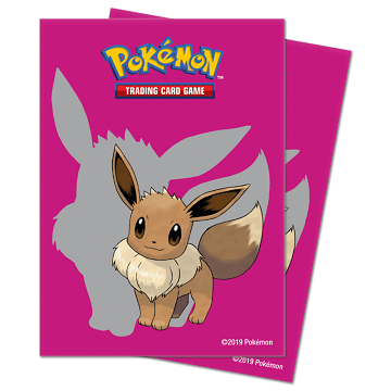 Ultra Pro D-Pro Deck Protectors: Pokemon Eevee 2019 (65CT)